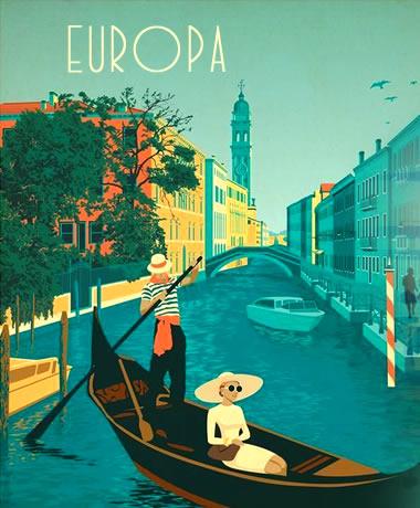 Destinos en EUROPA