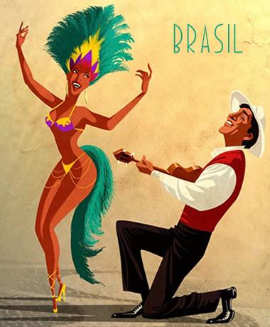 Destinos en BRASIL