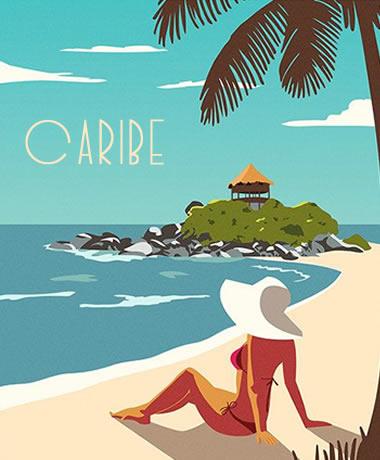 Destinos en CARIBE